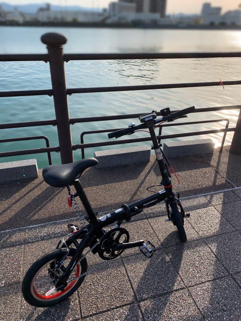 トランスモバイリーnext140 電動式自転車 楽天